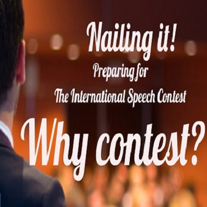 preparation tips for the toastmasters international speech contest