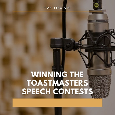 tips on winning the toastmasters speech contests